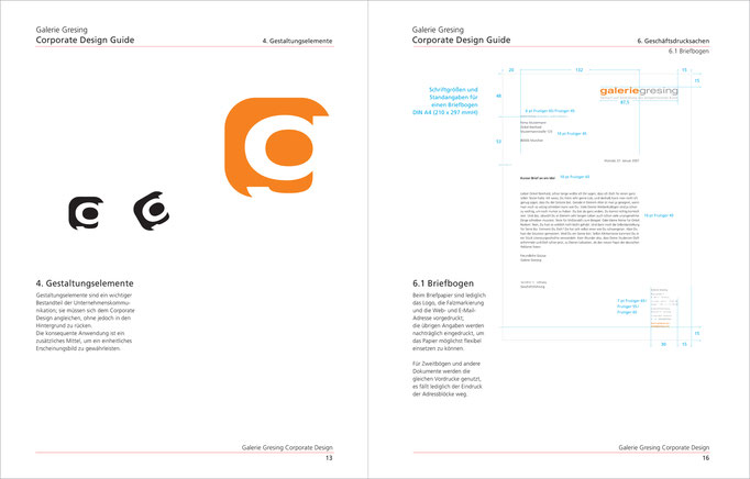 Corporate Design Guide | Konzeption und Design | © Coup. Corporate Design