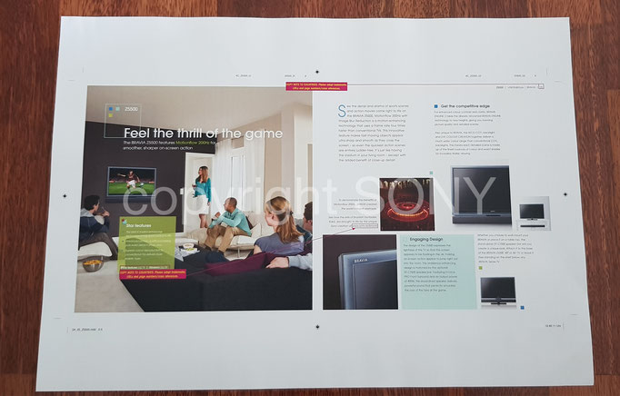 Leaflet | Layout | Coup. Corporate Design