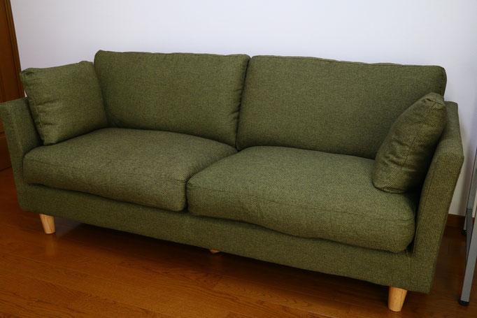 教室にはソファーをご用意しております。