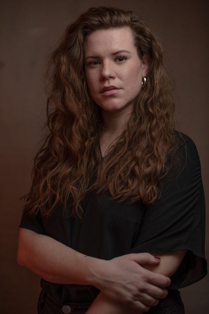 Danish actress: Natascha F Olsen