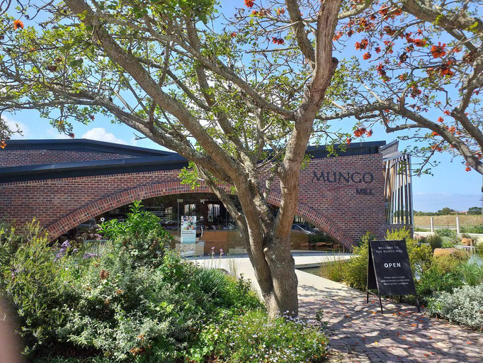 Neue Mungo Mill in Plettenberg Bay