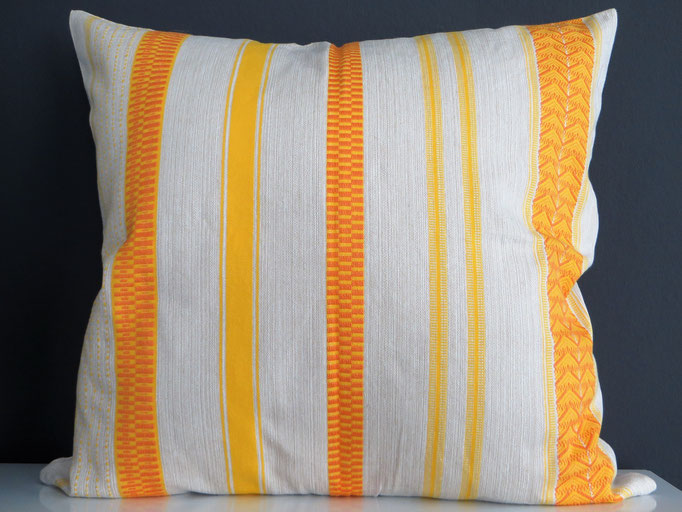 Mungo Mali Cushion Cover Rolled Sand