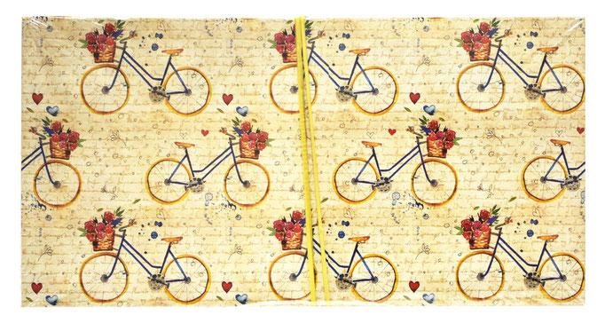 1-11-0062 Конверты Велосипеды, 10 шт. #61324
