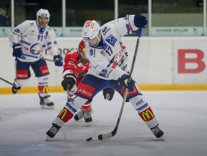 18.08.2017 Löwenduell EHC Winterthur - ZSC Lions