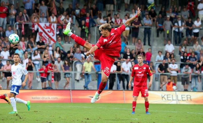 22.07.2017 FC Winterthur – FC Wohlen
