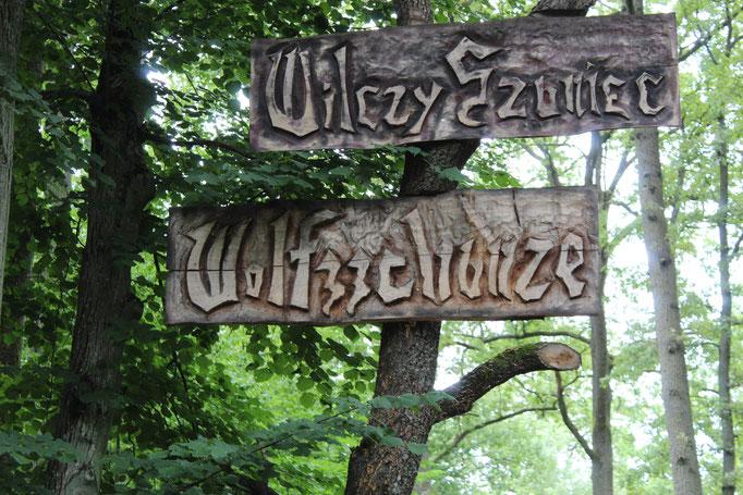Wolf - Schanze