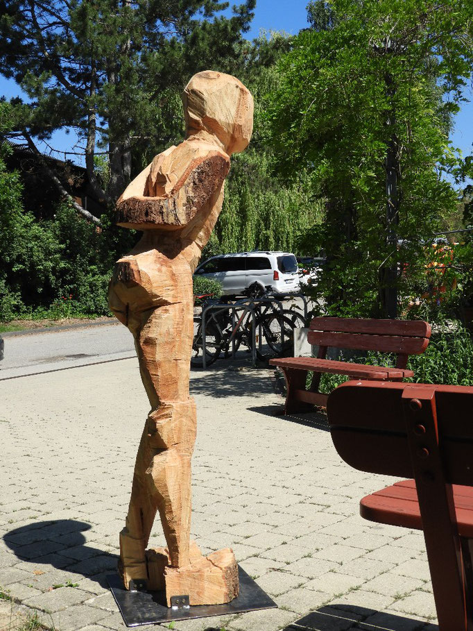 06: o.T.: Holz von Kathy