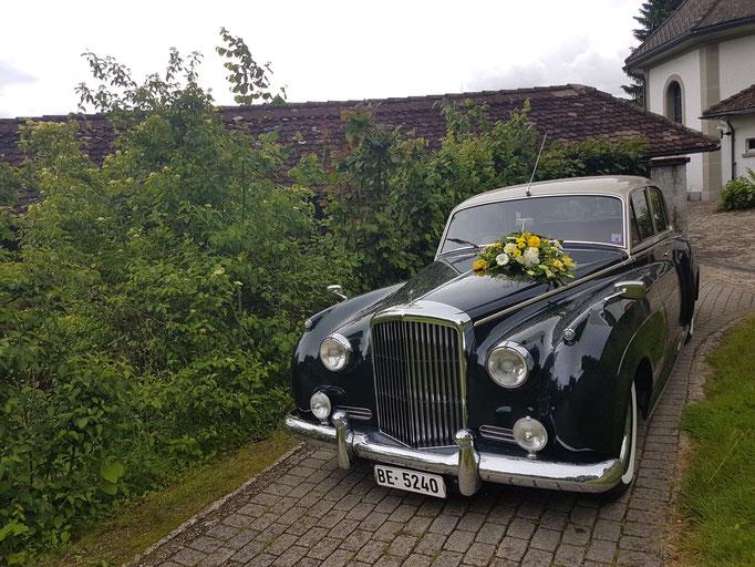 bentley 1958 zum mieten rent a classic car. Black Bedroom Furniture Sets. Home Design Ideas