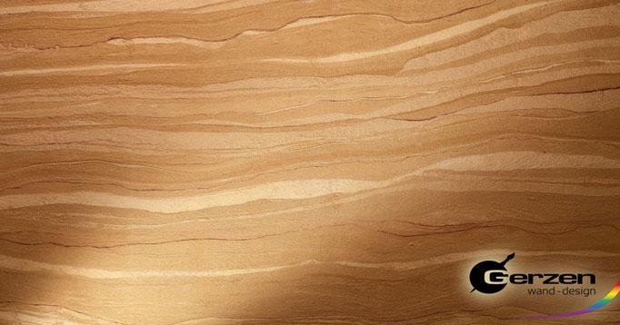 Sanddünen - Kreativtechnik aus Unikatsammlung GERZEN wand-design