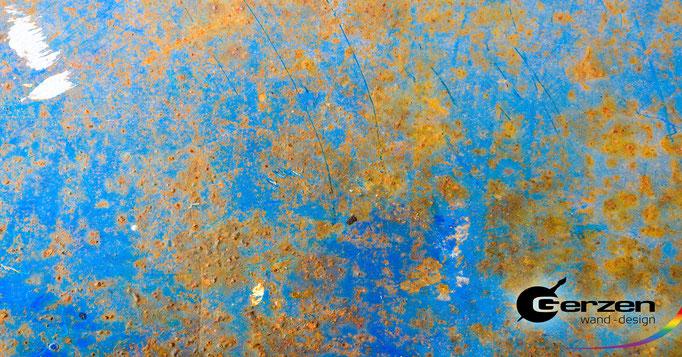 Patina-Wand, Patina-Effekt, Patina von GERZEN wand-design