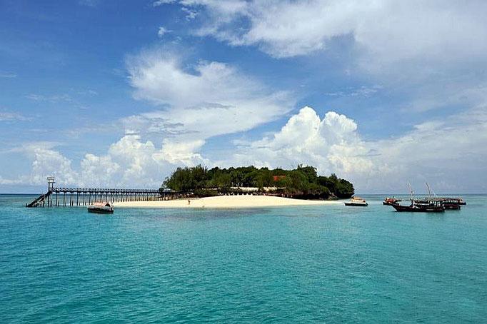 Changuu Island - Zanzibar
