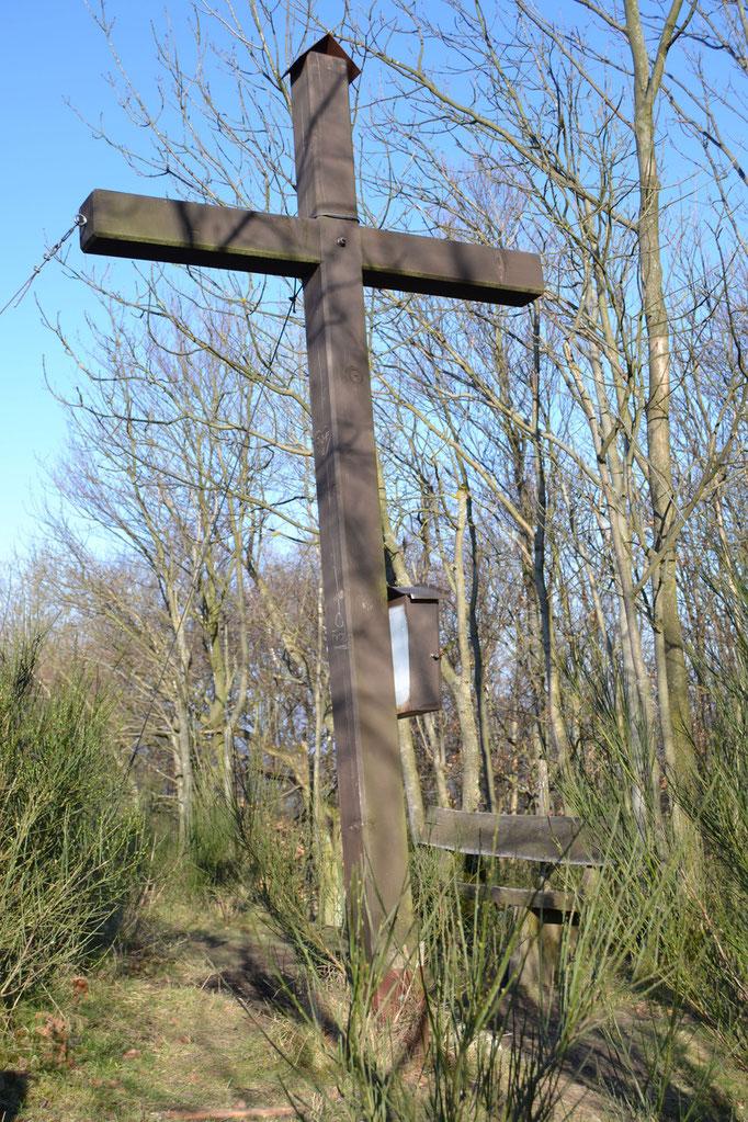 Gipfelkreuz am Asberg