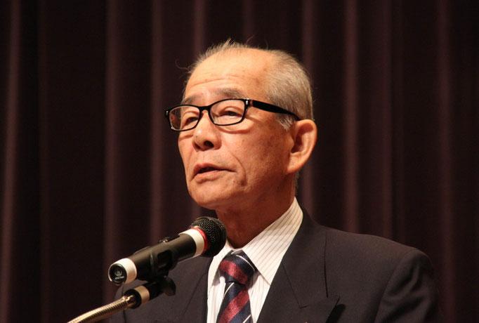 一般社団法人日本アマチュア無線連盟 中国地区本部長 綱島 俊昭 様