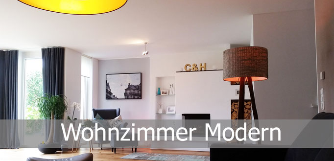 Wohnzimmer Modern, Rolf Kullmann Innenarchitekt, Atelier Feynsinn Köln