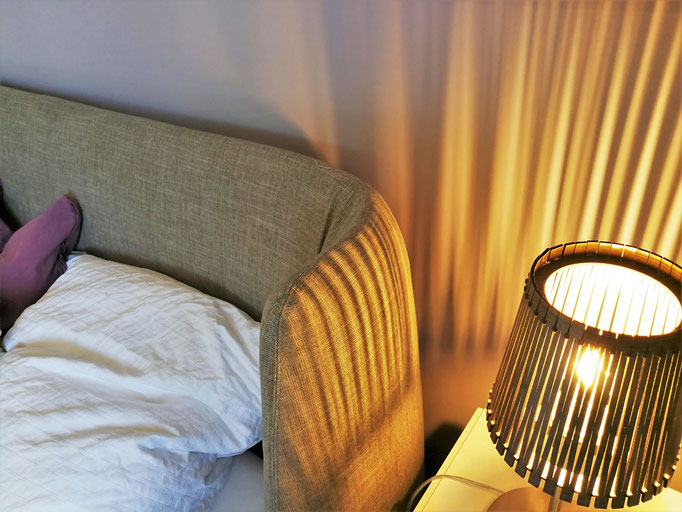 Schlafzimmer Raumgestaltung, Rolf Kullmann Innenarchitekt, Atelier Feynsinn, Köln