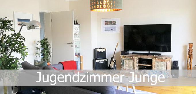 Jugendzimmergestaltung Junge 16 Jahre, Rolf Kullmann Innenarchitekt, Atelier Feynsinn Köln