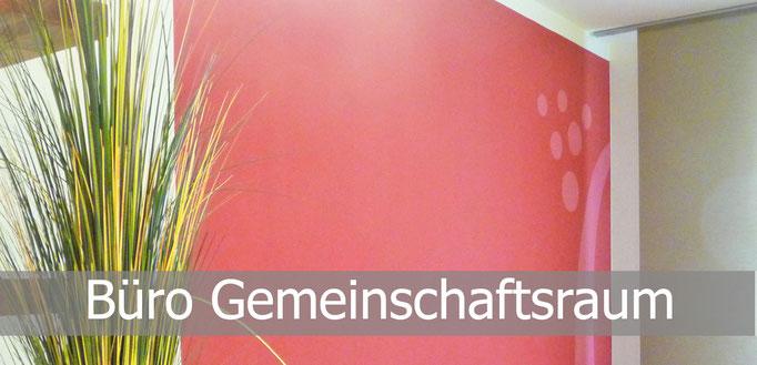 Büro Gemeinschaftsraum, Rolf Kullmann Innenarchitekt, Köln