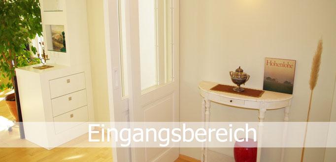 Gestaltung Eingangsbereich, Rolf Kullmann Innenarchitekt, Atelier Feynsinn Köln
