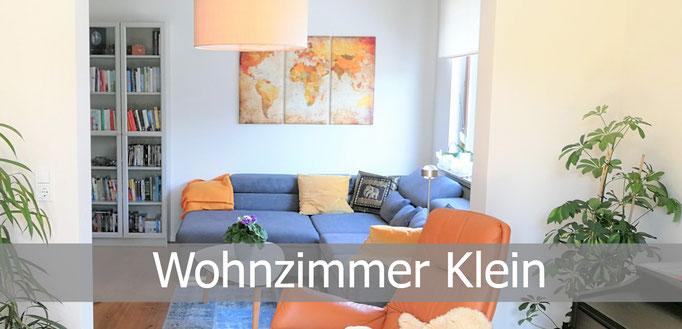 Wohnzimmer Klein, Rolf Kullmann Innenarchitekt, Atelier Feynsinn Köln