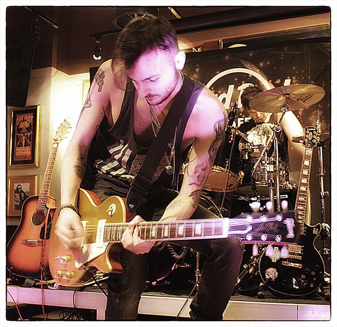 Fotos aus dem Hard Rock Cafe in Köln