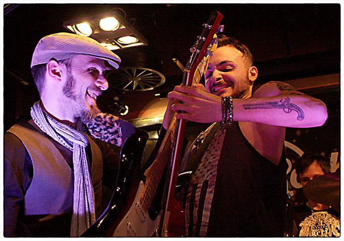 Rock und Blues Fotos Hard Rock Cafe Köln