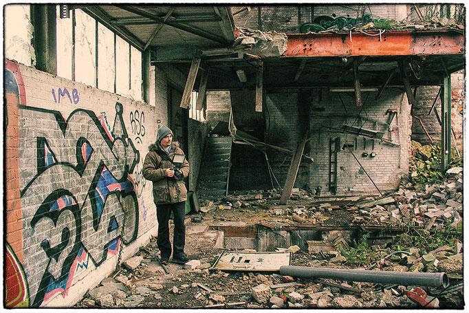 Lost Places in Düsseldorf