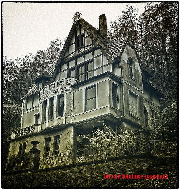 Lost Places verlassene Orte im Bergischen