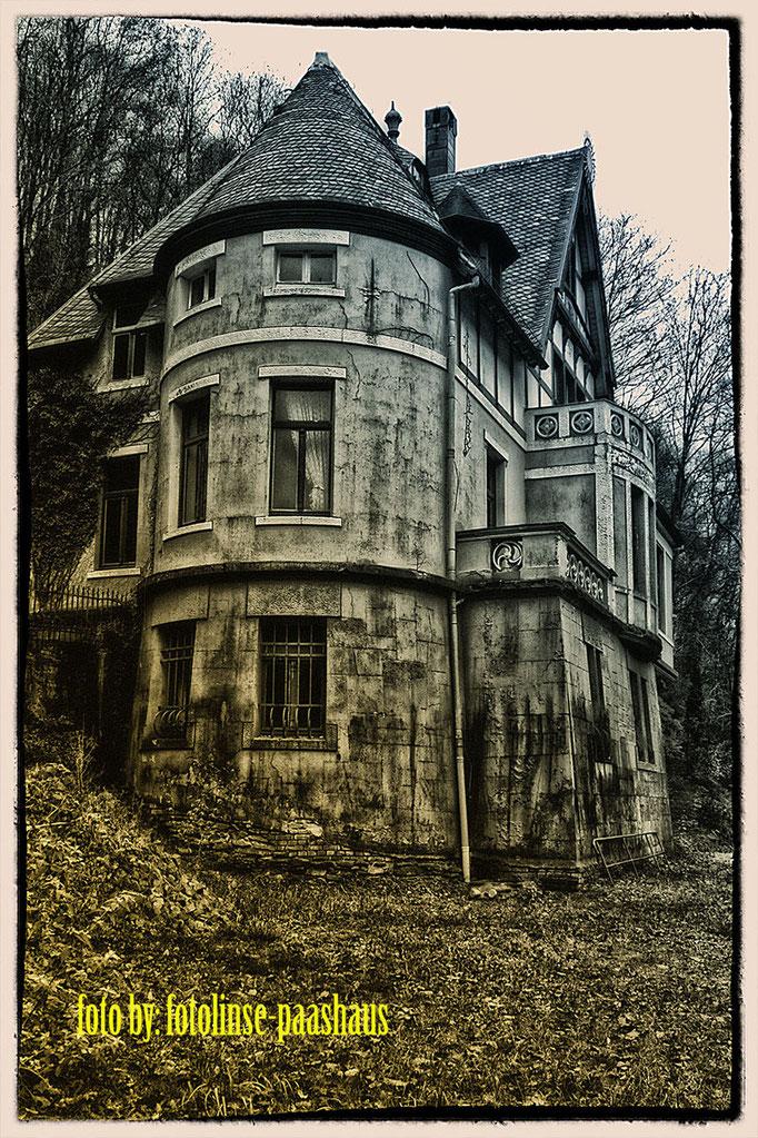 Villa Lost Places im Bergischen Land