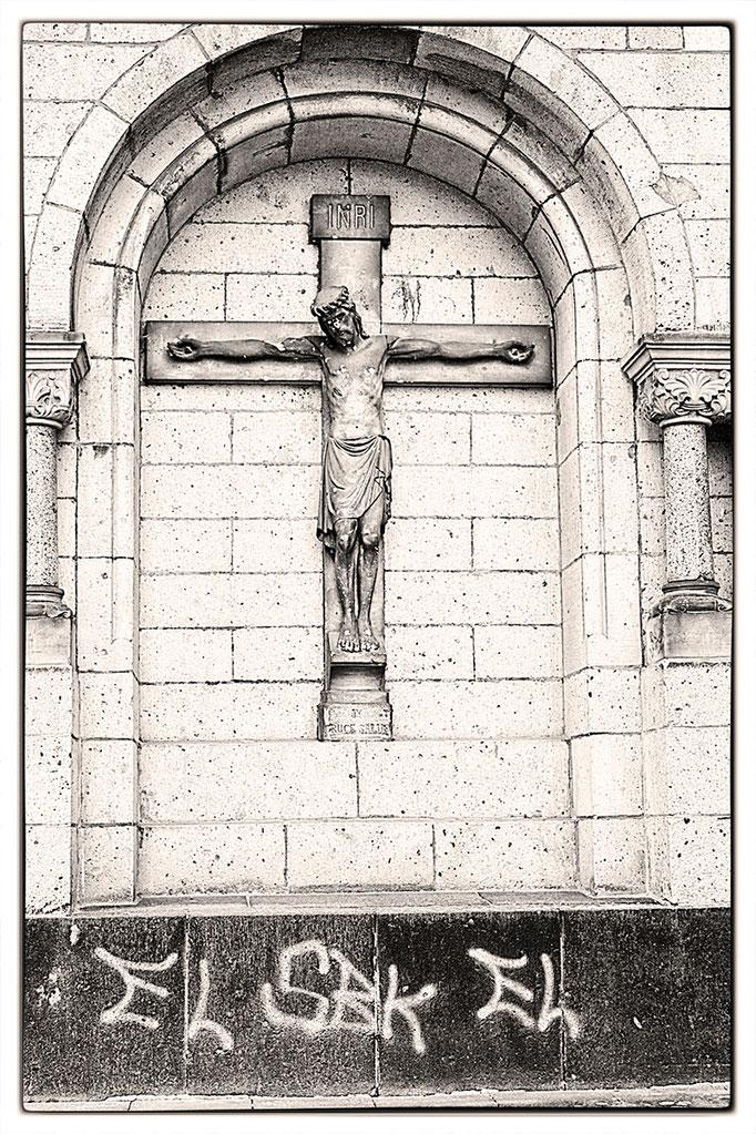 Die Kirche in Immerath