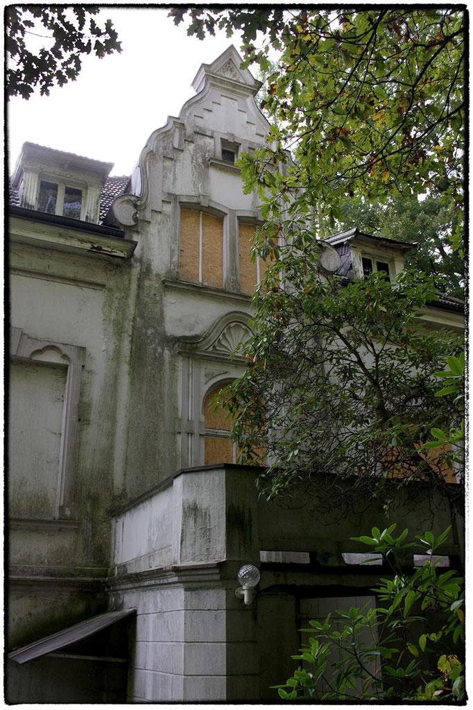Verlassene Villa im Bergischen Land bei Remscheid