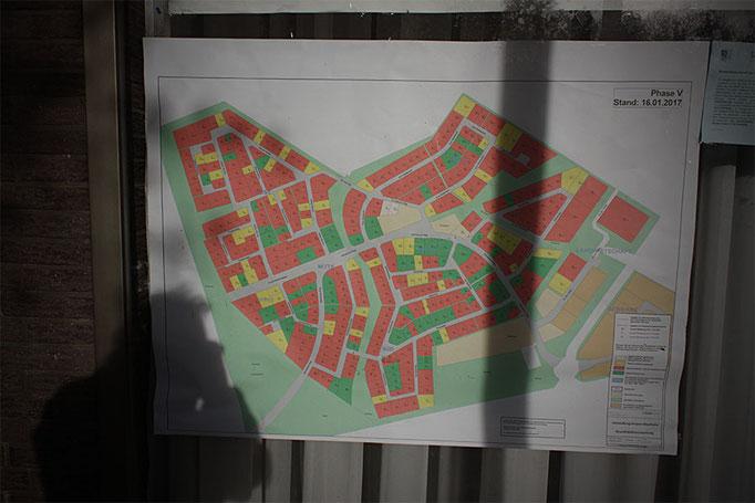 Stadtplan Kerpen Manheim das Dorf mus weg