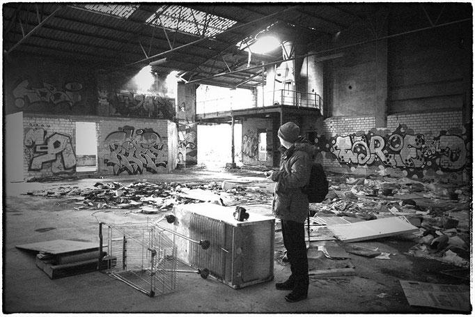 Muskator Fabrik Lost Places