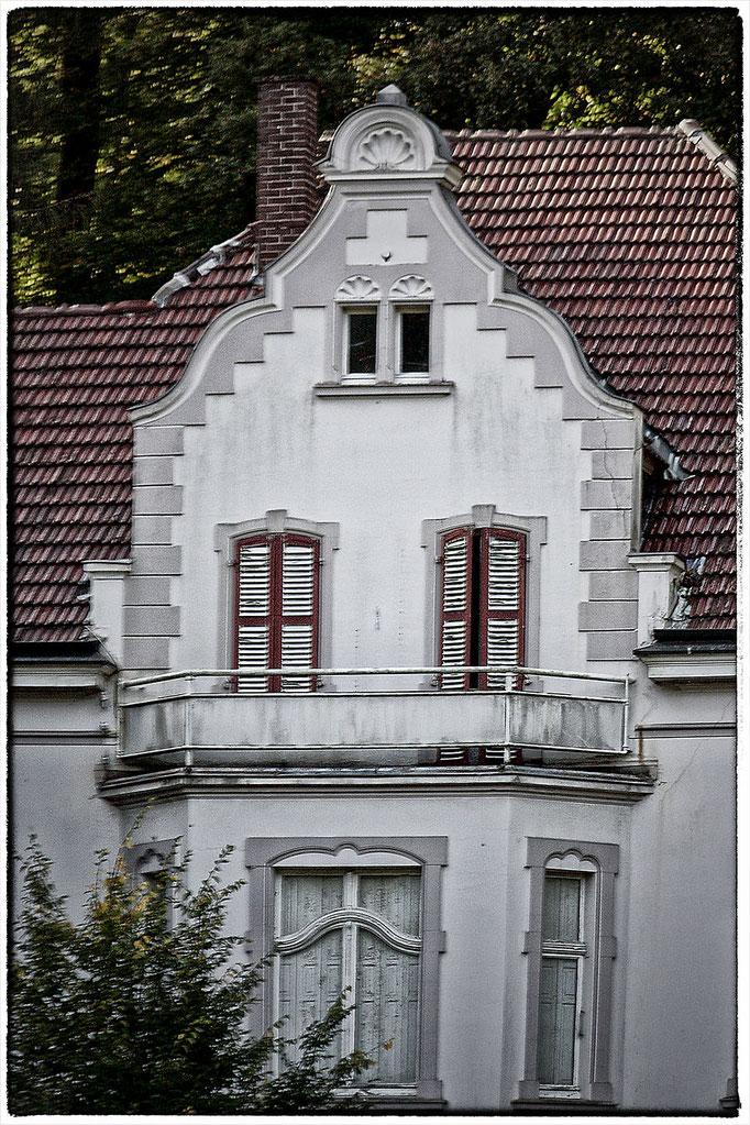 Verlassene Villa im Bergischen Land