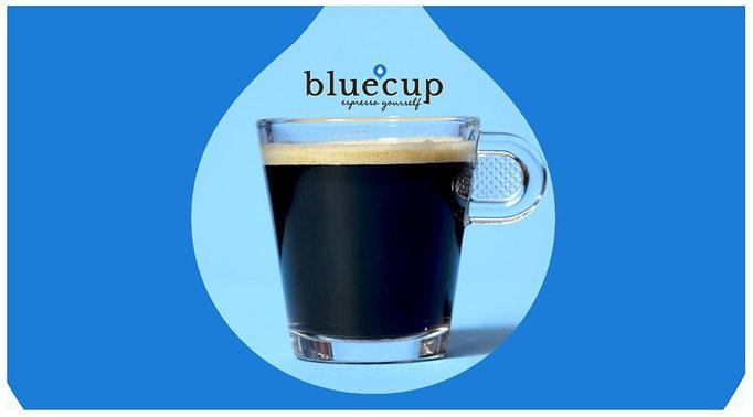 Bluecup für Ihren individuellen Kaffee