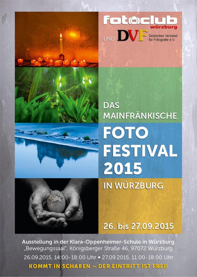 Ausstellung Bezirksfotoschau 2015