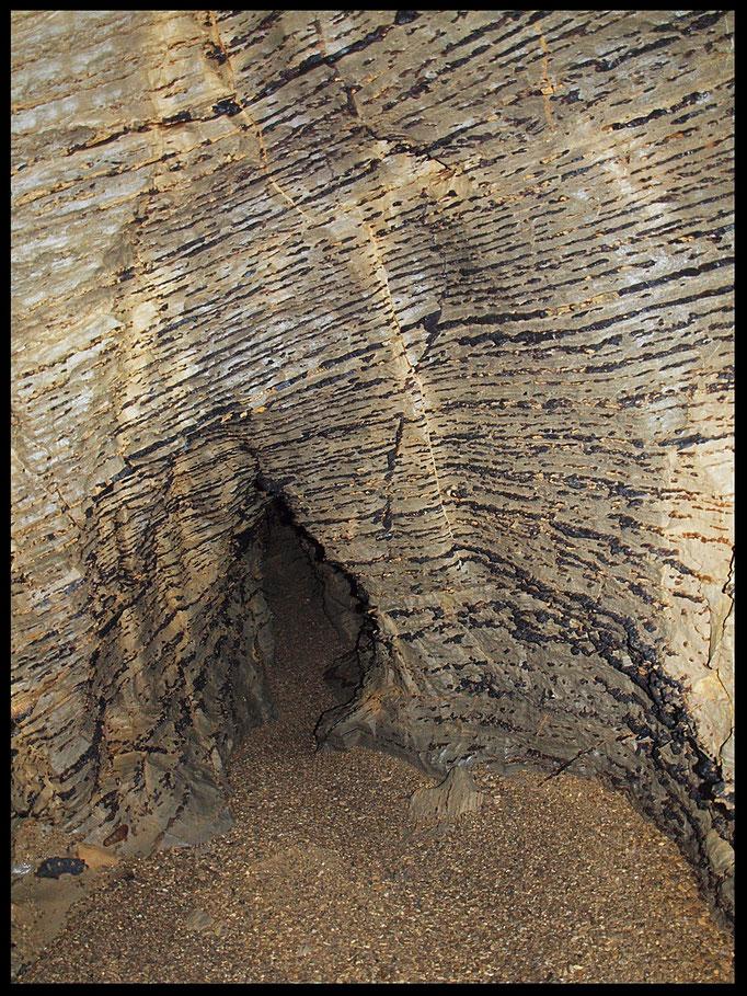 Buco della Sovaglia: sifone del labirinto
