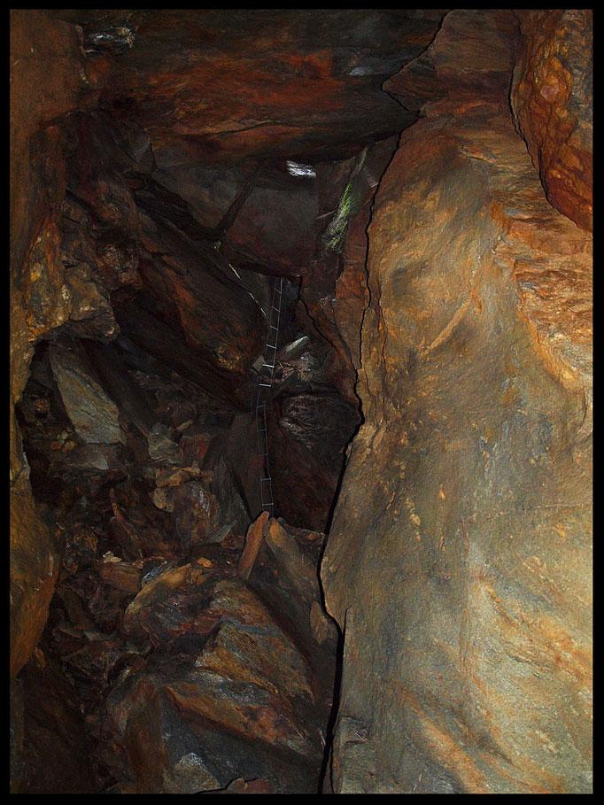 Grotta della Faura di Cala Ovest
