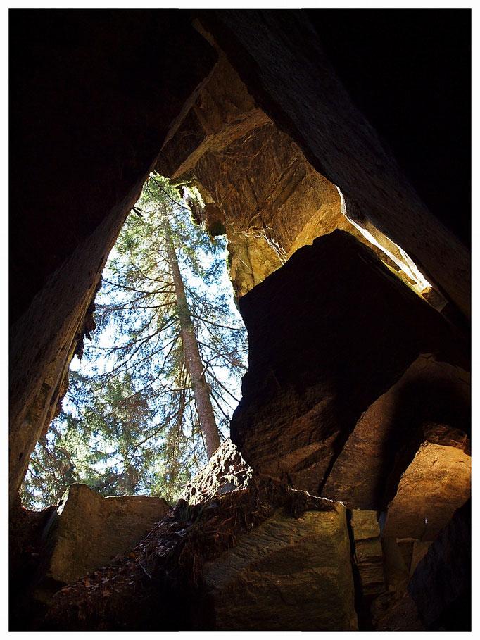Grotta della Forca I
