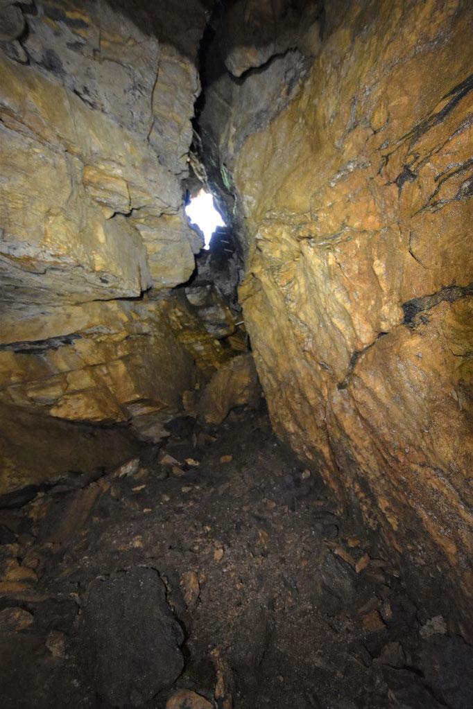 Grotta della Bocchetta di Val Maggia