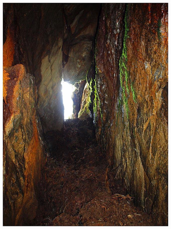 Grotta dell'Alpe Sponda
