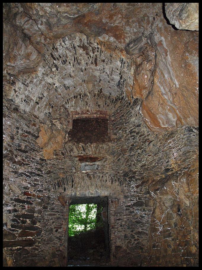 Grotta del Mago: prima sala