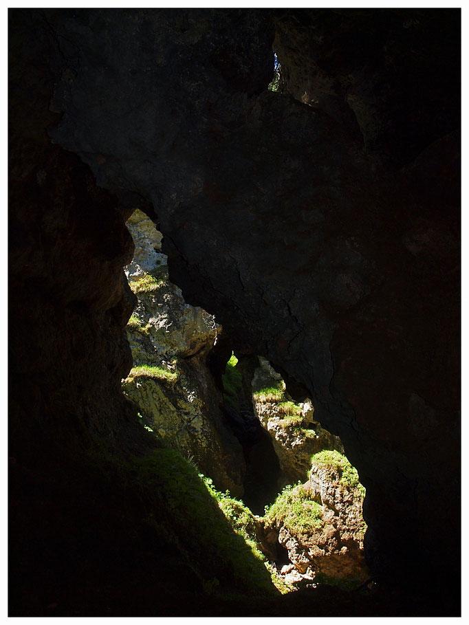 Grotte della Spugna