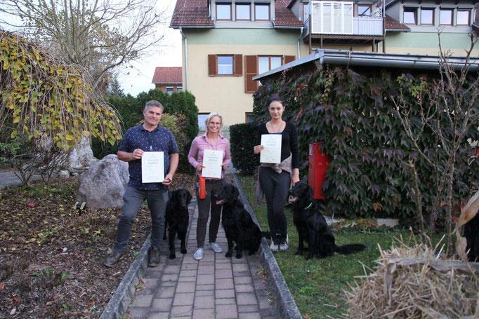 Franz&Henry, Sonja&Ennio, Lisa&Shira