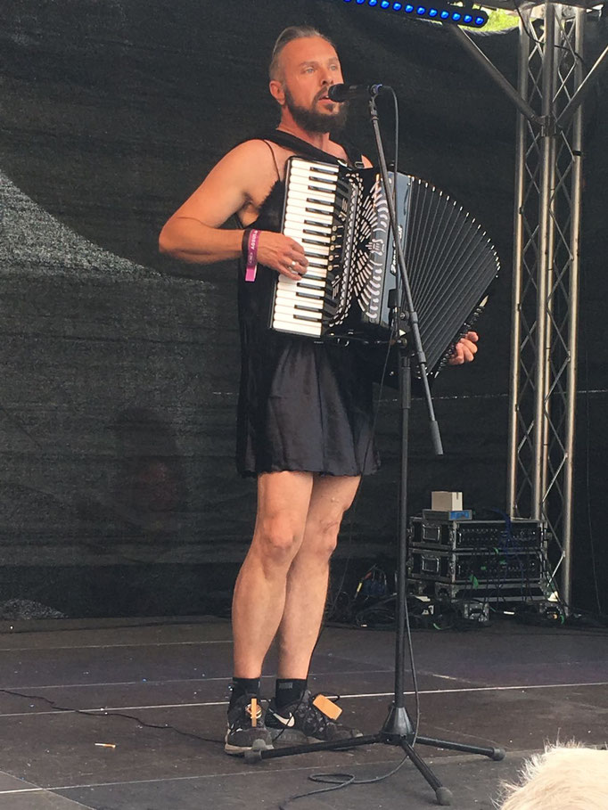 Marian Hudek Motzstraßenfest 2018