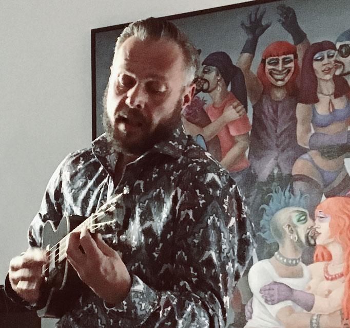 Marian Hudek Galerie Salon Halit Art 2019