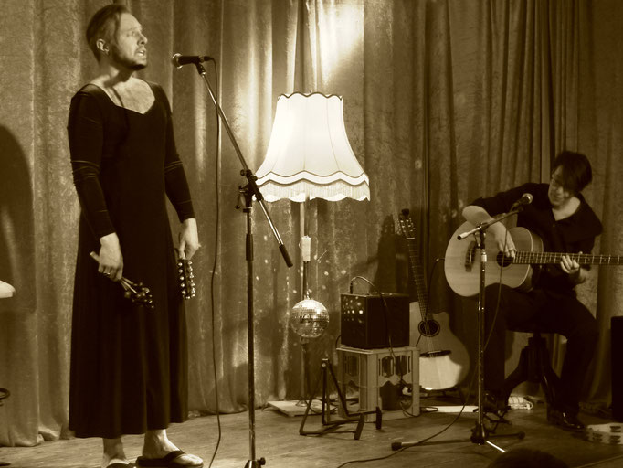 Marian Hudek/Trude Halm Sonntagsclub 2017
