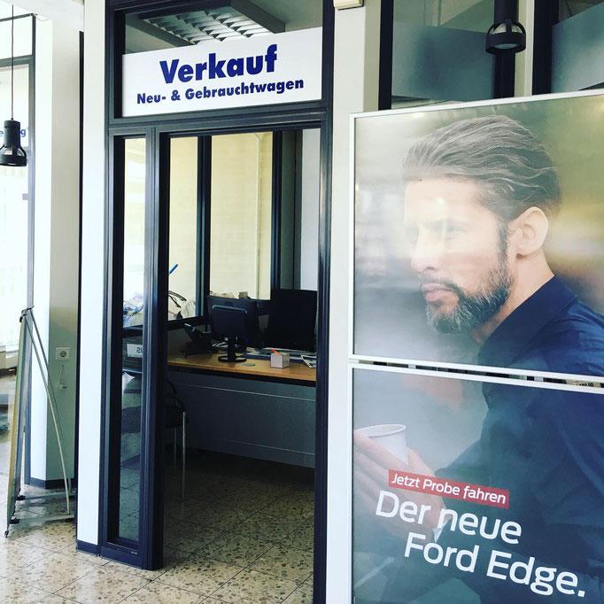 Ford-Autohaus Häfner & Strunk Kassel, Social-Media-Betreuung