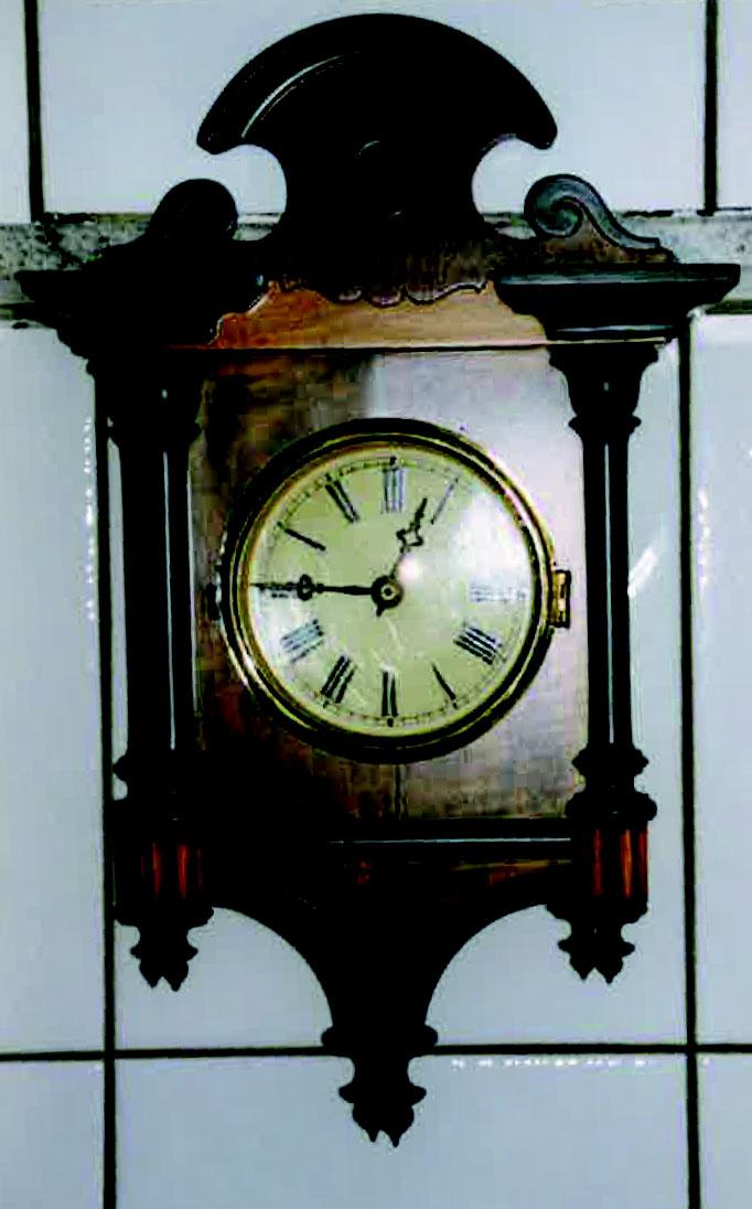 Antike Uhr | Restaurierung