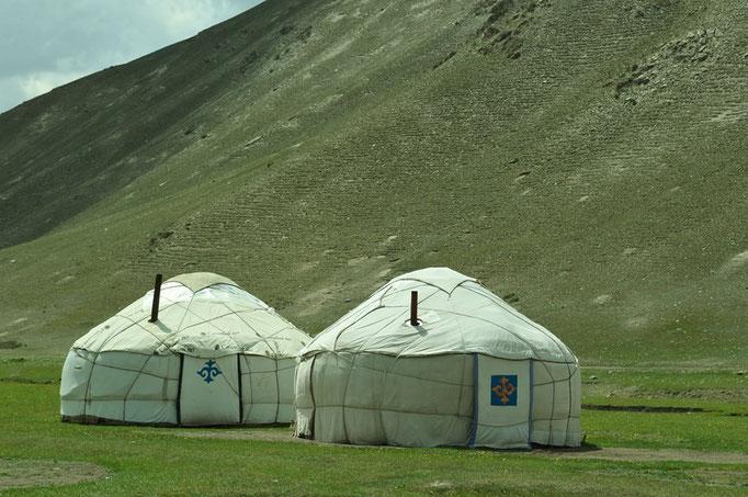 「キルギス 伝統住居」の画像検索結果