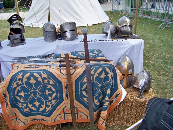 Les fêtes médiévales